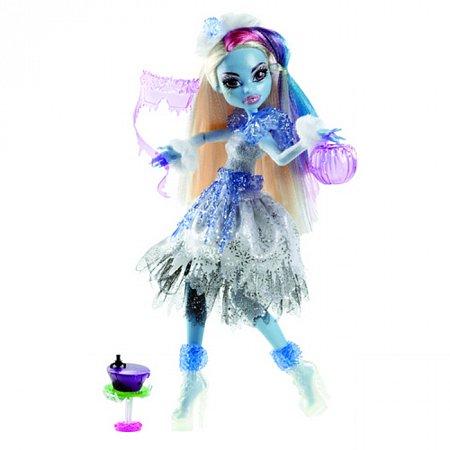 Кукла Эбби серии Хелоуин Monster High, У0366