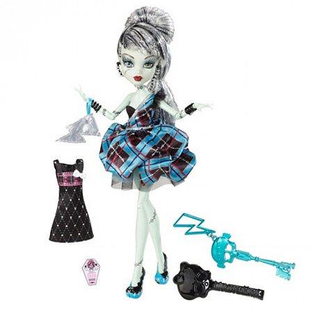 Кукла Фрэнки серии Сладкие 1600 Monster High, Ш9190