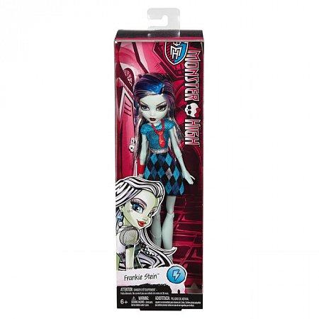 Кукла Фрэнки Штейн, серия Моя Монстро-подружка, Monster High, Mattel, Фрэнки Штейн, DKY17-1