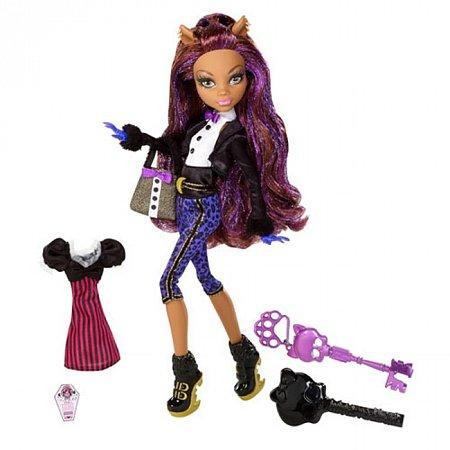 Кукла Клодин серии Сладкие 1600 Monster High, Ш9191