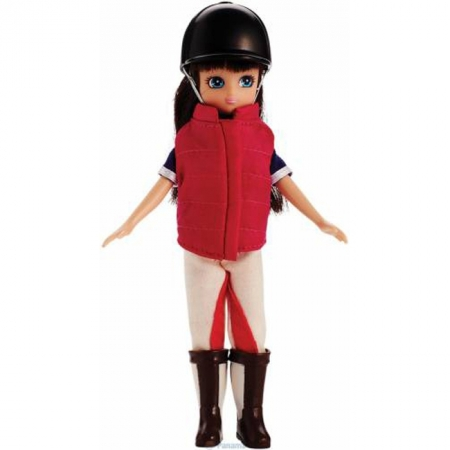 Кукла Lottie Наездница на пони, LT001