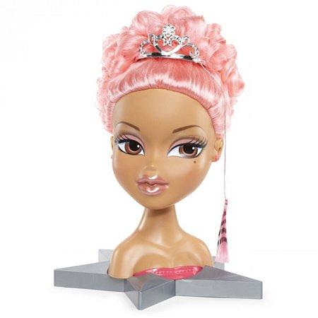 "Кукла-манекен BRATZ серии ""Модный парикмахер"" - ЯСМИН, 515258 Bratz"