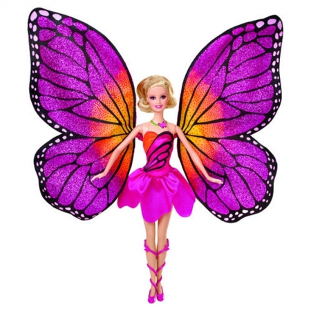 Кукла Марипоса из м/ф Барби: Марипоса и Принцесса фей, Y6372