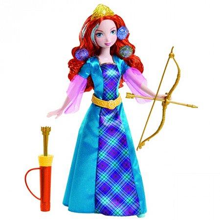 Кукла Мерида Цветные волосы серии Отважная Дисней, Y8214
