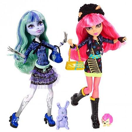 Кукла Monster High 13 Желаний ассорт. (4), BBK06