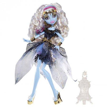 Кукла Monster High Эбби серии 13 Желаний, BBR94