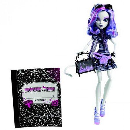 Кукла Monster High Катрин де Няу, У7295