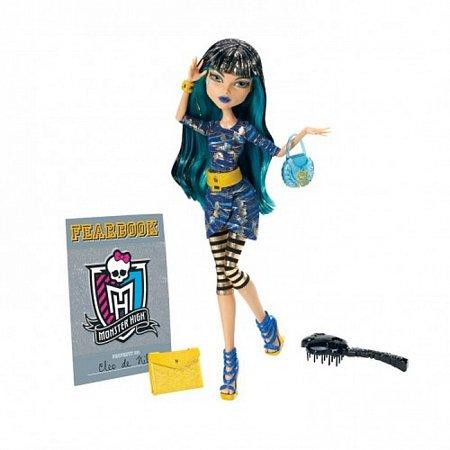 Кукла Monster High Клео де Нил, У8508
