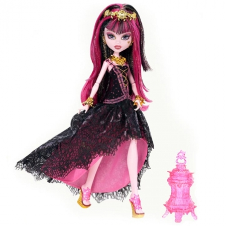 Кукла Monster High Марокканская вечеринка серии 13 Желаний в ассорт. (3), Y7702