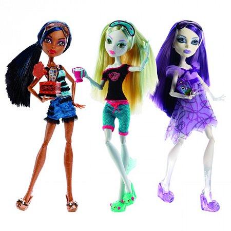 Кукла Monster High Мечты в ассорт. (3), X4514