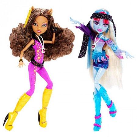"""Кукла Monster High """"Музыкальный фестиваль"""" в ассорт. (3), Y7692 Mattel"""
