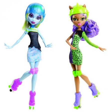 Кукла Monster High серии Спорт в ассорт. (6), Х3671