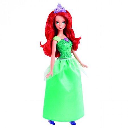 Кукла Принцесса Дисней Ариэль Сияющая, BBM22