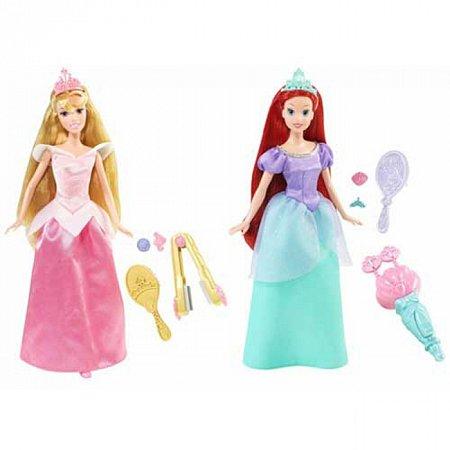 Кукла Принцесса Дисней Роскошные волосы в ассорт., ВВ9249