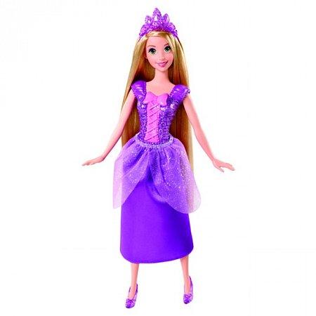"""Кукла Рапунцель """"Сияющая принцесса"""" Дисней, BBM05 Mattel"""