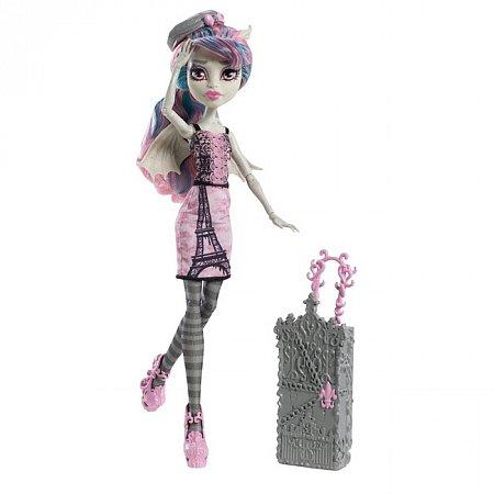 Кукла Рошель серии Путешествие в Скарис Monster High, У7684