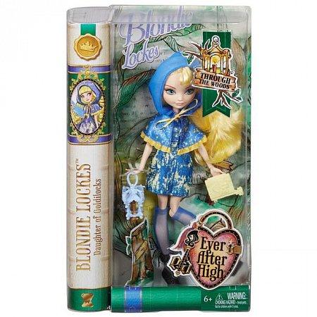 Кукла серии Дорога сквозь леса, Ever After High, Mattel, Blondie Lockes, CFD00-4