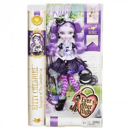Кукла серии Сказочные бунтари, Ever After High, Mattel, Дочь Чеширского Кота (BBD41-4)