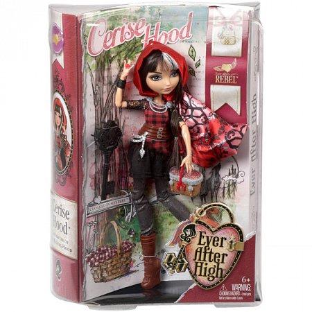 Кукла серии Сказочные бунтари, Ever After High, Mattel, Дочь Красной Шапочки (BBD41-1)