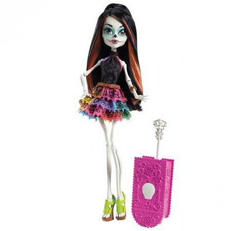 Кукла Скелита серии Путешествие в Скарис Monster High, У7680