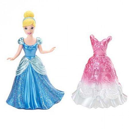 """Кукла в платье серии """"Магический клипс"""" в ассорт. Дисней, Х9404 Mattel"""