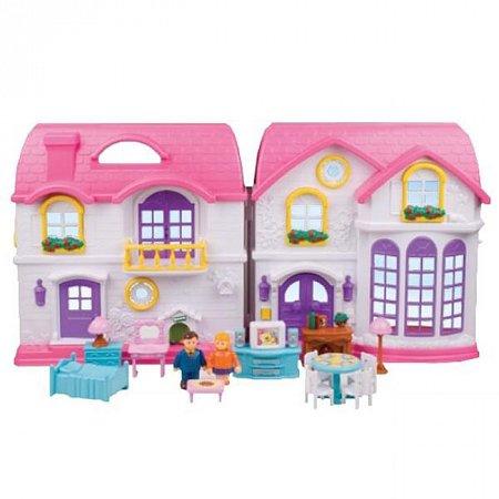 Кукольный домик с подсветкой. Redbox, 22528-2