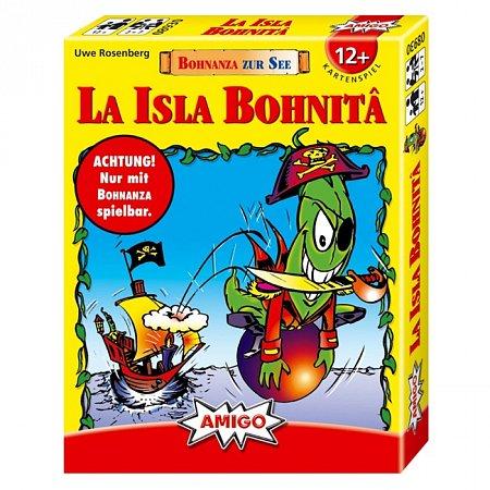 La Isla Bohnita - Настольная игра