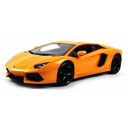 Lamborghini Aventador автомобиль на радиоуправлении 1:14, MZ Meizhi, помаранчевий, 2025F-5