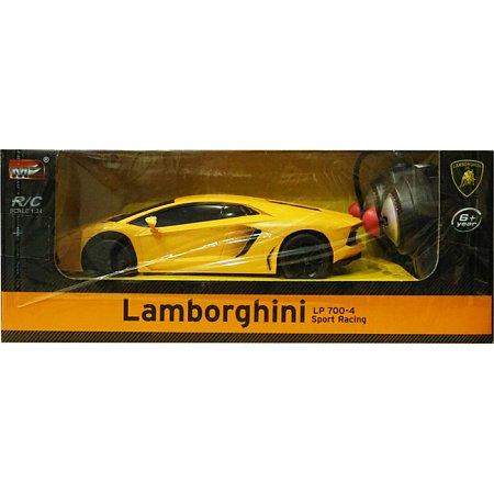Lamborghini LP670 автомобиль на радиоуправлении 1:24, MZ Meizhi, жовтий, 27021-2