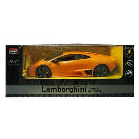 LAMBORGHINI Reventon автомобиль на радиоуправлении 1:10, MZ Meizhi, помаранчевий, 2053-5