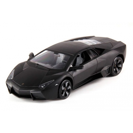 Lamborghini Reventon автомобиль на радиоуправлении 1:14, MZ Meizhi, чорний, 2028F-3