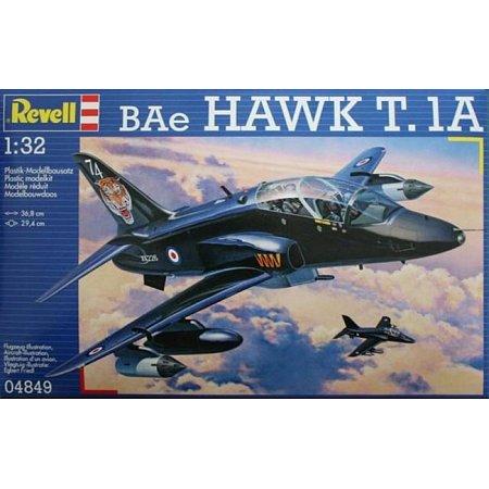 Лёгкий штурмовик BAe Hawk T.1, 1:32, Revell (04849)