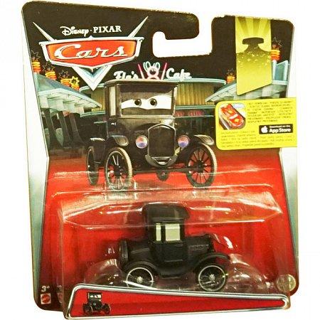 Лиззи (Radiator Springs) из мультфильма Тачки, Mattel, Лиззи (Radiator Springs) из мультфильма, W1938-19