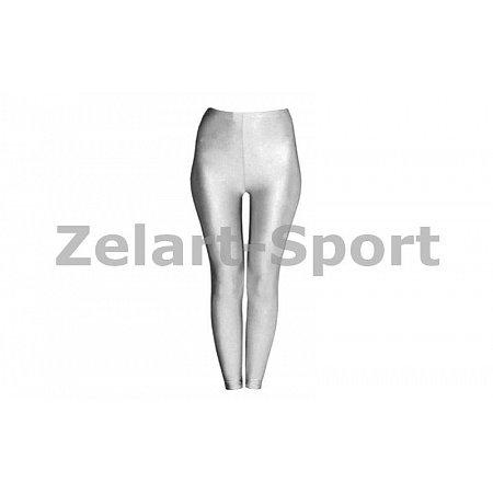 Лосины Бифлекс для взрослых CO-1962-W(XL) белые (р-р XL, рост-155-165см)
