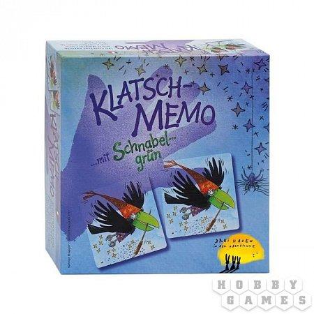 Лови Ворон (Klatsch-Memo) - Настольная развивающая игра