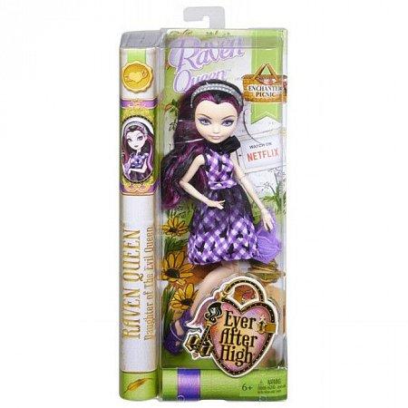 Лялька Чарівний пікнік в ас.(3) Ever After High, Mattel, в фиолетовом платье (CLL49-1)