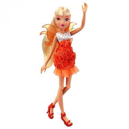 Magic Flowers, Волшебные цветы Стелла, кукла 27 см. WinX, IW01021403