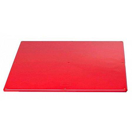 Магнитный конструктор платформа для строительства (красная), Playmags, PM159-1