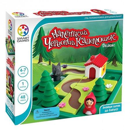 Маленький Червоний Капелюшок, настільна гра Smart Games (SG 021 UKR)