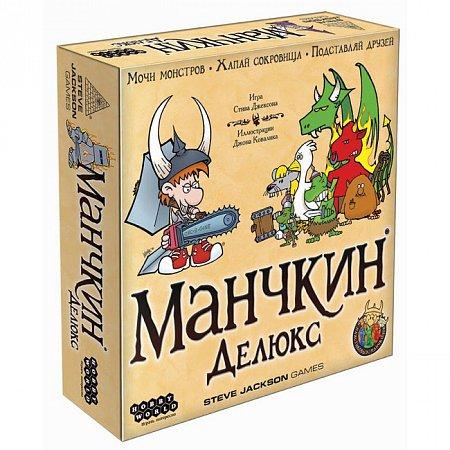 Манчкин Делюкс (1153)