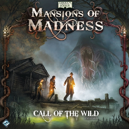 Mansions of Madness: Call of the Wild - Настольная игра