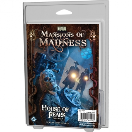 Mansions of Madness: House of Fears - Настольная игра