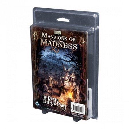 Mansions of Madness: Til Death Do Us Part - Настольная игра