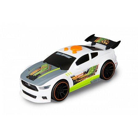 Машина Ford Mustang Крутой розворот со светом и звуком 21 см, Toy State, 40502