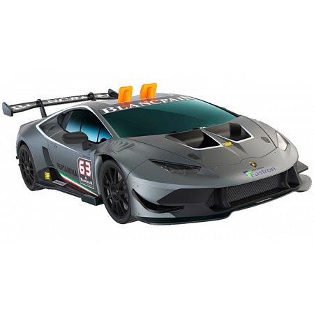 Машина Lamborghini Huracan LP 620-2 Super Trofeo (свет, звук) 26 см., Road Rippers, Toy State, 21723