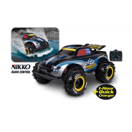 Машина на р/у Burner, Nikko 900018A2
