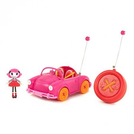 Машинка MINILALALOOPSY на радиоуправлении - КАБРИОЛЕТ (с куклой, 40 Мгц), 513049