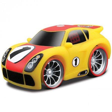 Машинка на ИК-управлении Squeeze & Go SG01, Maisto 81196 yellow/red MAISTO