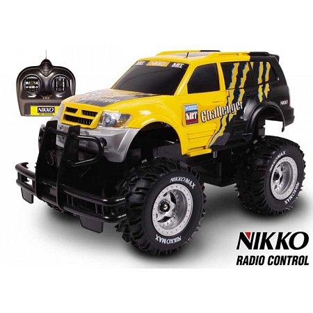 Машинка на р/у Challenger 1:16, Nikko 160701D