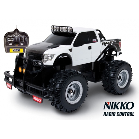 Машинка на р/у Ford Raptor Baja 1:16, Nikko 160712A